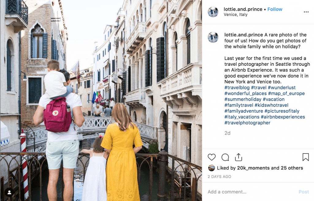 How Airbnb Experiences is Conquering Instagram