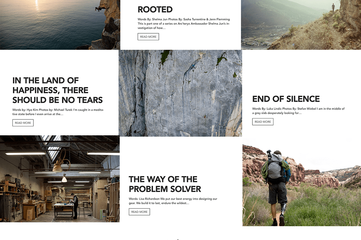 Exceptional Content Series: How Arc'teryx Sells Products Through People