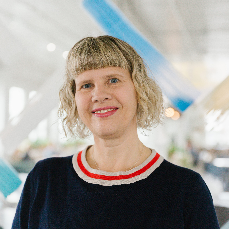 Lara Kroeker, Creative Director, Forge & Spark Media