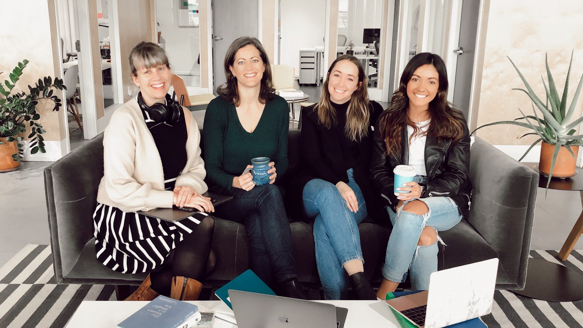 Forge & Spark team for International Women's Day